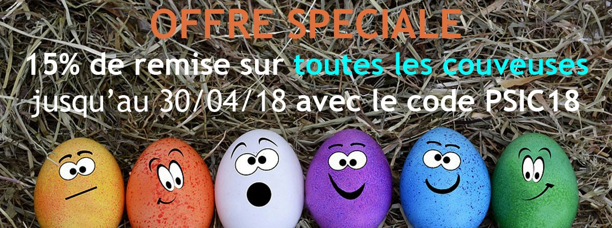 Promotion couveuses